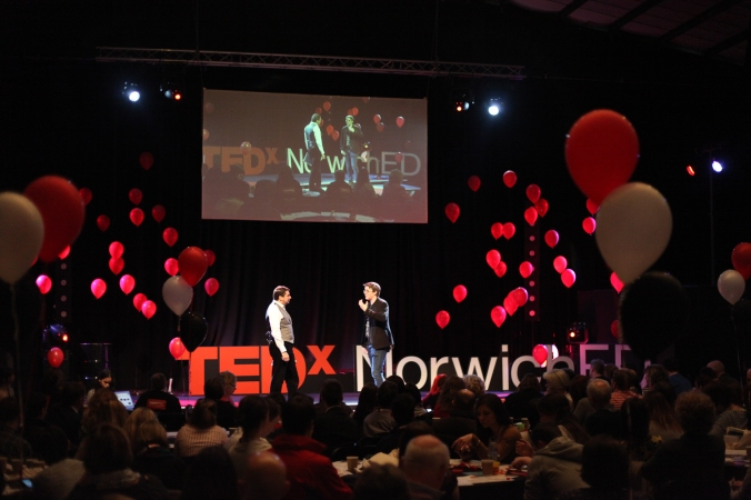 TedxNorwichED